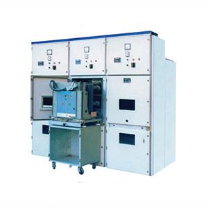 KYN28A-12金属恺装中置式开关柜